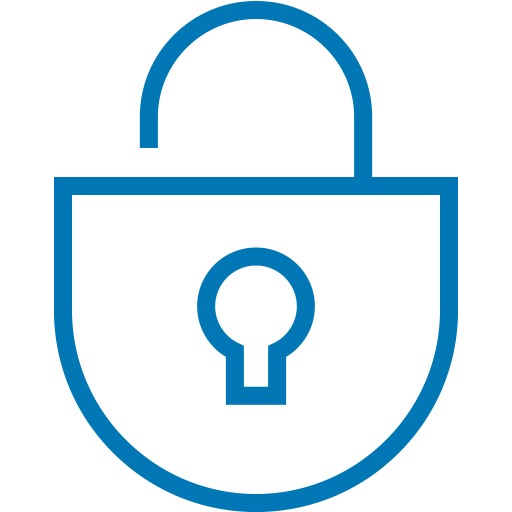 Secure in cloud hosting of your academy and storage of all your contents