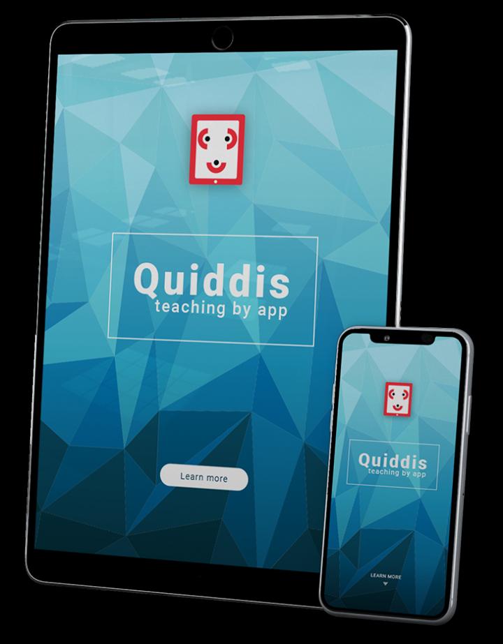 Request a quiddis demo